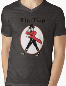 Tip Top Mens V-Neck T-Shirt