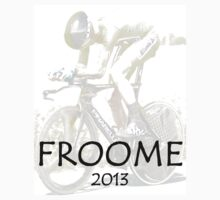 Chris Froome 2013 T-Shirt