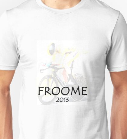Chris Froome 2013 Unisex T-Shirt