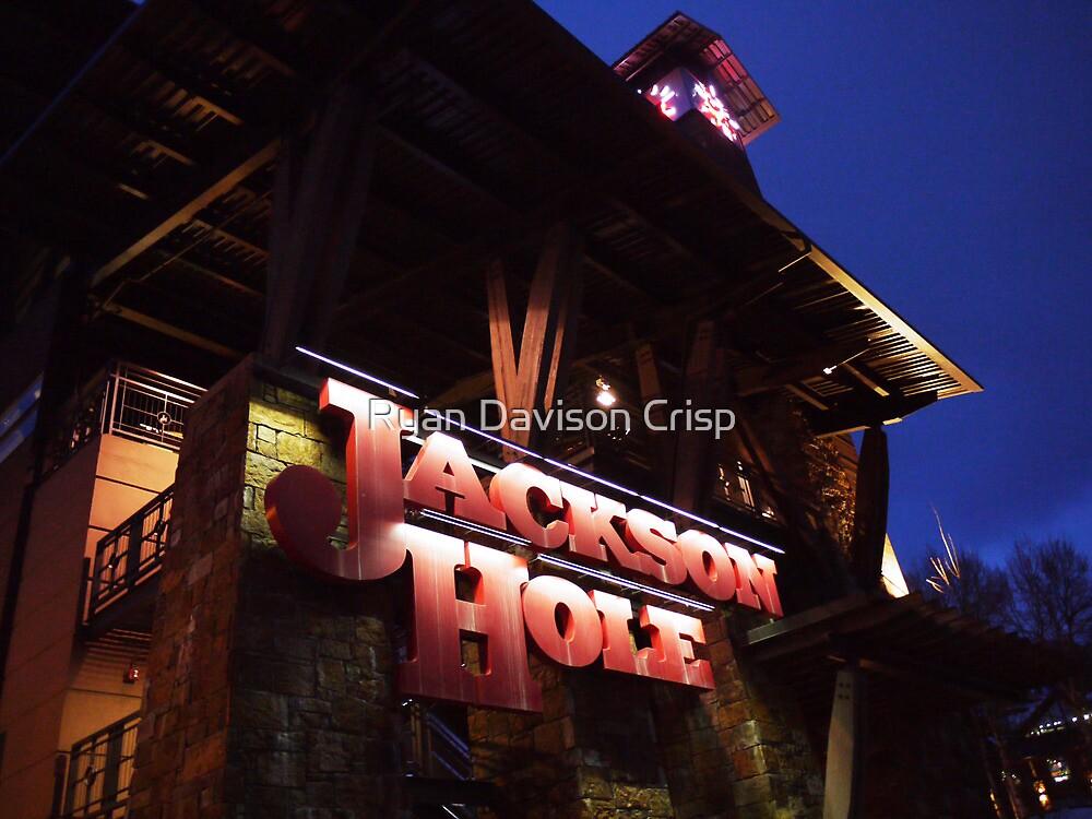 Jackson Hole by Ryan Davison Crisp