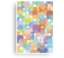 Geometric Square Part 2 Canvas Print