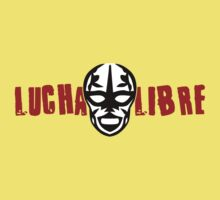Lucha Libre One Piece - Short Sleeve