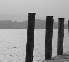 Pier at Brockhole Windermere by liberthine01