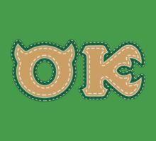 Monster University Fraternity  : Oozma Kappa by DarkChoocoolat