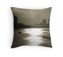 At Greenwich Throw Pillow