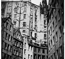 Edinburgh. by taudalpoi