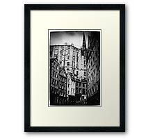 Edinburgh. Framed Print