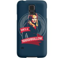 She's a Marshmallow Samsung Galaxy Case/Skin
