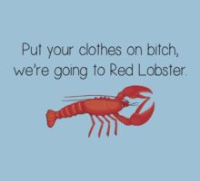 Going to Red Lobster by LukeSimms