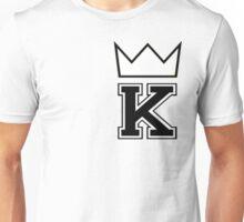 K top-crown polo large Unisex T-Shirt