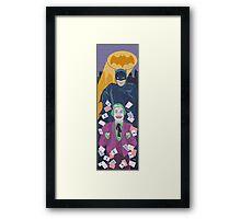 Batman 66 Framed Print