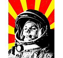 First man in space Photographic Print