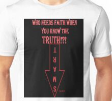 THE TRUTH SETS ME FREE Unisex T-Shirt