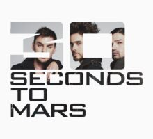 30 Seconds to Mars Band background by reens55