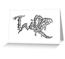 Trill Greeting Card