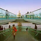 South Bank london by Isenwolf