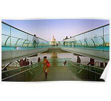 South Bank london Poster