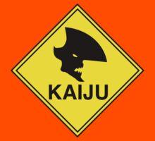 "Kaiju ""Giant Monster"" Warning by W4rnings"