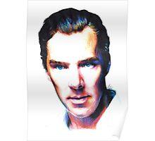 Benedict Cumberbatch Poster
