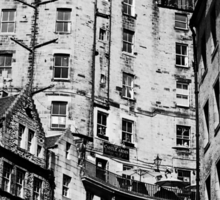 Edinburgh. Sticker