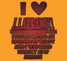 I ♥ J.J.Abrams by ori-STUDFARM
