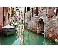 ..the other Venice..    [FEATURED] Photographic Print