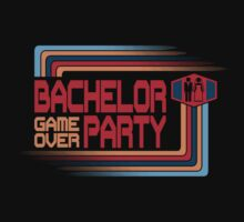 Bachelor Party Game Over by Cheesybee