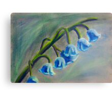Convallaria majalis (Lily of the Valley) Metal Print