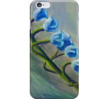Convallaria majalis (Lily of the Valley) iPhone Case/Skin