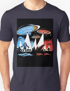 Earth Vs The Flying Saucers T-Shirt