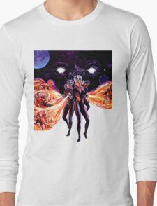 Fire Maidens Long Sleeve T-Shirt