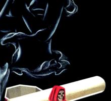 Smokin' Sticker