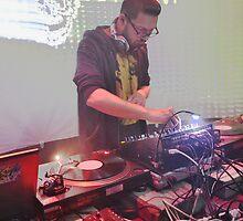 DJ Rum (Click for Methlab agency) by Love Badaboom