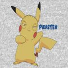 PikaStew Stewie Griffin as Pikachu by rachick123