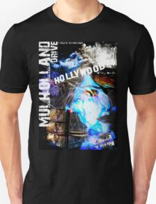 David Lynch Mulholland Drive T-Shirt T-Shirt