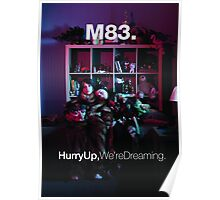 M83 - Hurry Up, We're Dreaming Album Art Poster Poster
