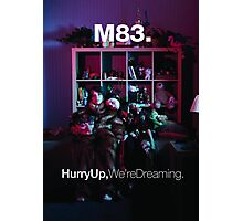 M83 - Hurry Up, We're Dreaming Album Art Poster Photographic Print