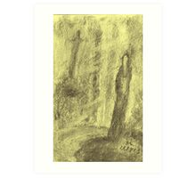 A Corner of Paradise Art Print