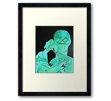Voldemort- Horcrux Framed Print