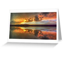 ©HCS-MovieS Sunset June 26-I Greeting Card