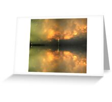 ©EHCS-MovieS Sunset June 26-IV Greeting Card