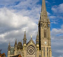St. Colman's Cathedral in Cobh by Artur Bogacki