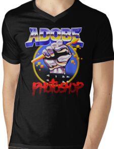 SHOPPING IS SO METAL Mens V-Neck T-Shirt
