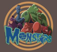 Monstars Kids Clothes