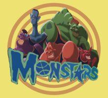 Monstars Kids Clothes