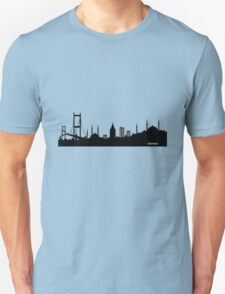istanbul silhouette T-Shirt