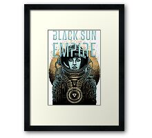 Black Sun Empire/1 Framed Print