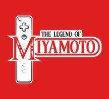 Legend of Miyamoto by TragicHero