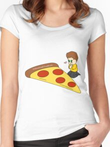 Kirk Women's Fitted Scoop T-Shirt