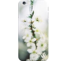 Blossom III. iPhone Case/Skin